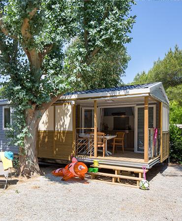Camping Giens MOBILHEIM Soléo